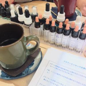 第7回フラワーエッセンスお茶会3