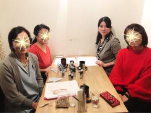 第7回フラワーエッセンスお茶会1