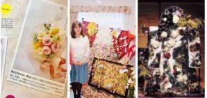 セラピーのお仕事にご興味のある皆さまへ!「お花で文化コミュニティ」で、大きな会場などへお花を通じた「癒し」をご提供してみませんか?