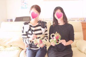 毎年恒例の「しめ縄飾りレッスン」、今年もやっぱり人気です!