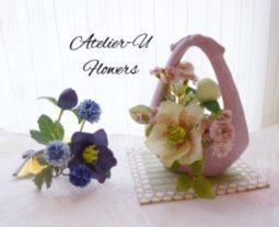 季節に合わせて仏花をチェンジ☆ポイントは「お花が簡単に入れ替えられること」!