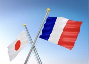 japan&france