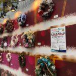 100のリースでお出迎え☆プレゼントもある東京クリスマスマーケット2019☆