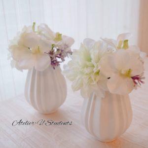 故人を想いながらお花に触れる。そのプレシャスな時間を大切に♡